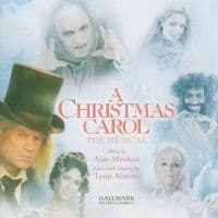 A Christmas Carol Hallmark TV Soundtrack CD