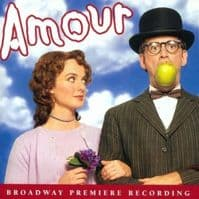 Amour 2003 Original Broadway Cast CD