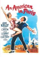 An American in Paris Region 2 DVD
