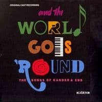 And The World Goes Round Original Off-Broadway Cast CD