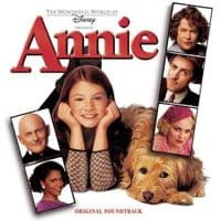 Annie 2014 Soundtrack CD