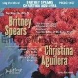 Britney Spears / Christina Aguilera Sing the Hits of... Karaoke CD