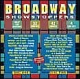 Broadway Showstoppers Karaoke CDGs