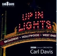 Carl Davis Up In Lights CD