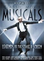 Classic Movie Musicals: Legends of Stage and Screen (4 Disc Set) Region 1