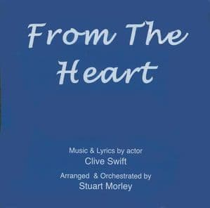 Clive Swift From The Heart CD