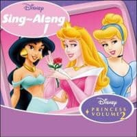 Disney Princess Sing a Long - Vol 2 Karaoke CD