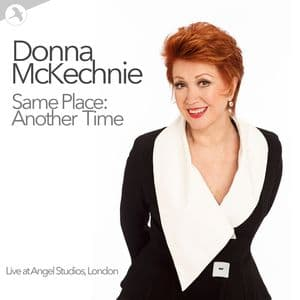Donna McKechnie Same Place Another Time with CD