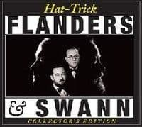 Flanders and Swann Hat-Trick (Flanders and Swann Collectors Edition) CD