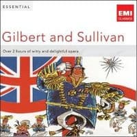 Gilbert and Sullivan The Essential CD
