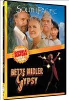 Gypsy / South Pacific A Musical Double Feature DVD (Region One)