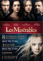 Les Miserables Movie 2012 DVD (Region 1: USA & Canada)