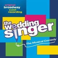 The Wedding Singer Original Broadway CD