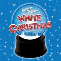 The White Christmas The Musical American Cast Recording CD
