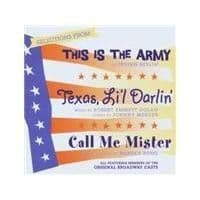 This Is The Army / Texas Lil Darlin` / Call Me Mister CD