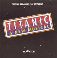 Titanic Original Broadway Cast CD