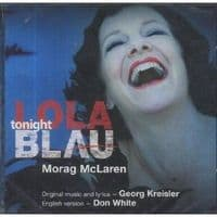 Tonight - Lola Blau CD