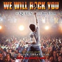 We Will Rock You CD