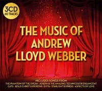 Andrew Lloyd Webber Ultimate Collection CD