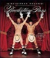 Backstage Pass - The men of Broadway Bares Book