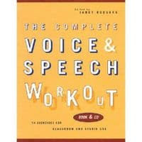 Complete Voice and Speech Workout The Book
