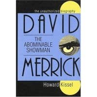 David Merrick The Abominable Showman Book