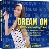 Glee Dream On Songs Inspired By...  CD