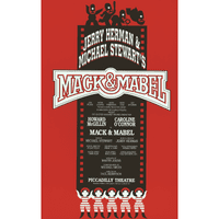 Mack and Mabel Posters