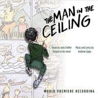 Man In The Ceiling CD