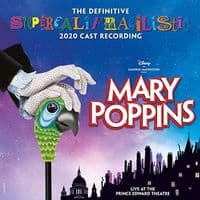 Mary Poppins The Definitive Supercalifragilistic 2020 london Cast CD