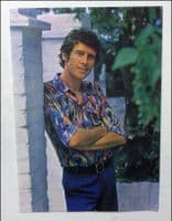 Michael Crawford Technicoloured Shirt Posters (Double)