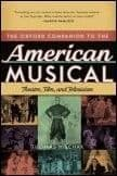 Oxford Companion to the American Musical Theatre Film and Television The Book