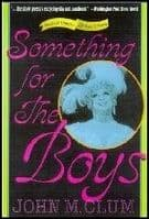 Something for the Boys: Musical Theatre and gay Culture Book