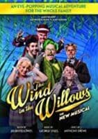 The Wind in the Willows Cast DVD