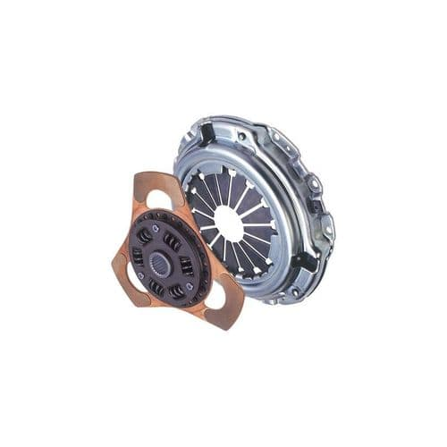 EXEDY RACING SINGLE SERIES STAGE 2 RACING CLUTCH KIT HONDA CIVIC EG EK INTEGRA DC2 B-SERIES (CABLE)