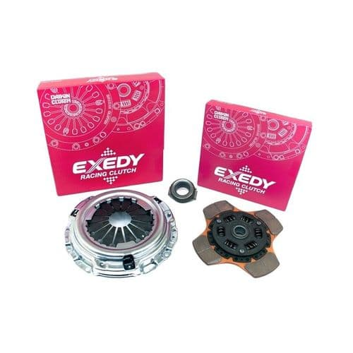 EXEDY RACING SINGLE SERIES STAGE 2 SPORTS CLUTCH KIT HONDA CIVIC EG EK INTEGRA DC2 B-SERIES (HYDRO)