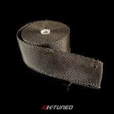 "K-TUNED EXHAUST WRAP - 2"" X 25'"