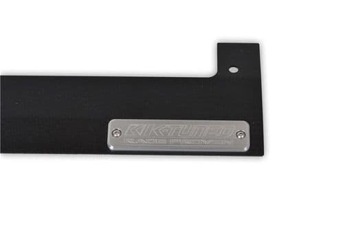 K-TUNED LOGO PLATE FOR COIL PACK COVER