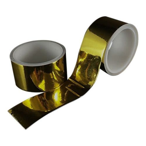 "K-TUNED THERMAL TAPE (GOLD) - 2"" X 15'"