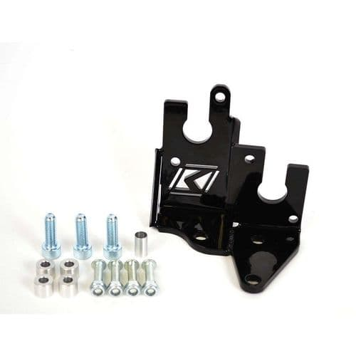 K-TUNED Z3 TRANS CONVERSION BRACKET (USES ACCORD SHIFTER CABLES)