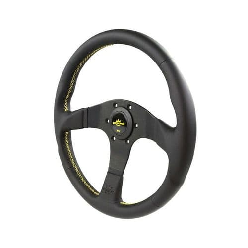 PERSONAL NEO ACTIS LEATHER STEERING WHEEL