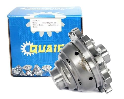 Quaife ATB Helical LSD Differential Hewland MK9 Formula 3 With Alloy End Cover
