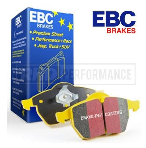 EBC YELLOWSTUFF BRAKE PADS - HONDA ACCORD CL7