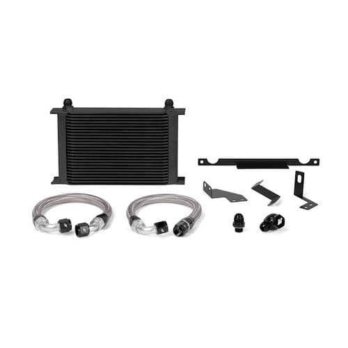 "Mishimoto Mitsubishi Lancer Evolution 7/8/9 Oil Cooler Kit, 2001""2007 Black"
