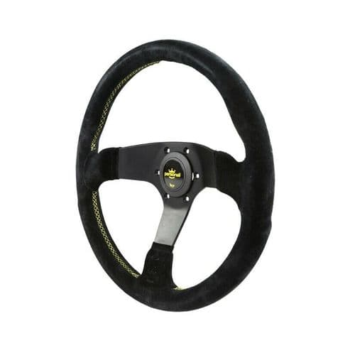 PERSONAL FITTI CORSA SUEDE STEERING WHEEL 350MM