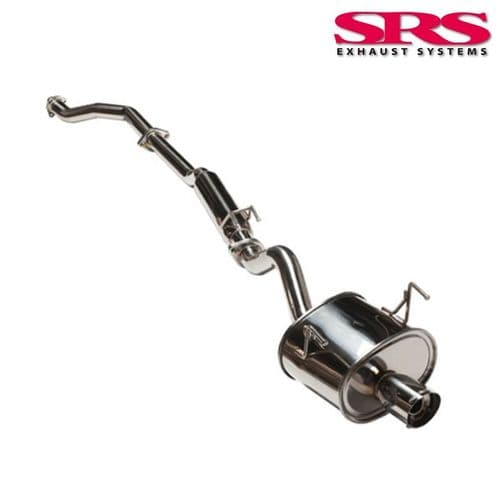 SRS Exhaust Systems G35 Catback System (Honda Civic EP3 Type R)