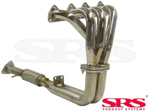 SRS Exhausts 4-2-1 Header Stainless Steel (Prelude 92-96 2.2)