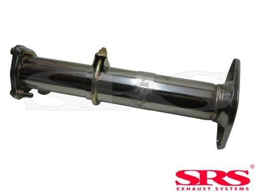 SRS Exhausts Adjustable Catalytic Converter/Testpipe (Civic/CRX 87-01/Del Sol/Integra 94-01/CR-V)