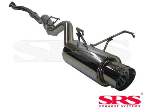 SRS Exhausts Catback System Stainless Steel G55 (HONDA CIVIC TYPE R EP3)