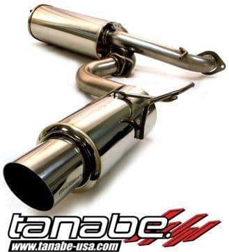 Tanabe Medallion Concept G Catback Exhaust 00-05 Celica GT/GTS